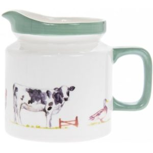 COUNTRY LIFE FARM CERAMIC JUG