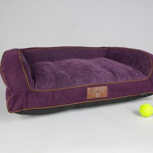 George Barclay Exbury Sofa Bed - Deluxe Edition - Blackberry