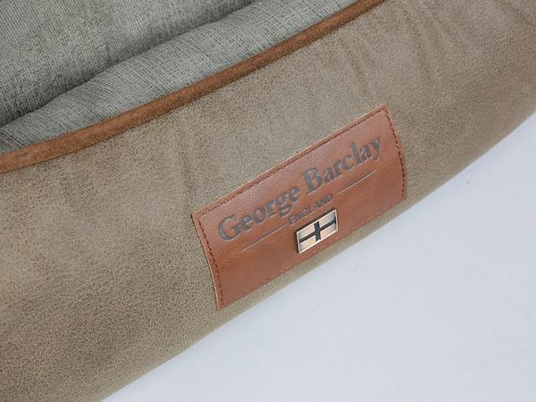 George Barclay, Exbury Orthopaedic Box Bed - Latte