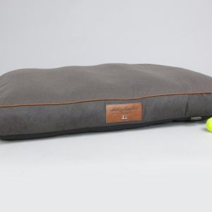 George Barclay Hursley Mattress Bed - Chocolate / Chestnut, X-Large - 120 x 80 x 12cm