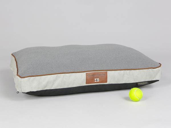 George Barclay Ashurst Mattress Bed - Ash, Medium - 80 x 60 x 8cm