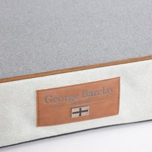 George Barclay Ashurst Mattress Bed - Ash, Medium - 80 x 60 x 8cm