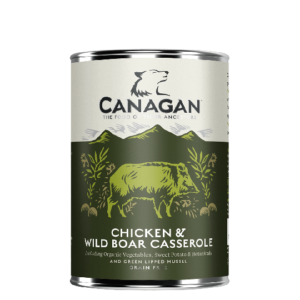 CANAGAN CHICKEN & WILD BOAR CASSEROLE