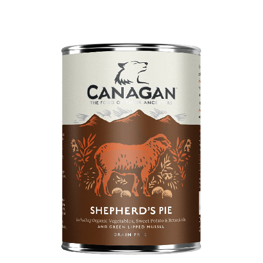 CANAGAN SHEPHERDS PIE