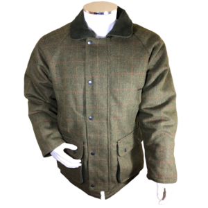 MEN'S TWEED JACKET