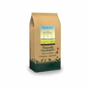 Hypoallergenic Fish with Rice 2kg