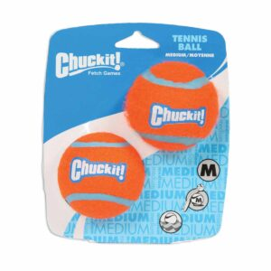 Chuckit Tennis ball medium 2pack