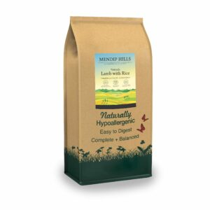 Hypoallergenic Lamb & Rice Dog Food