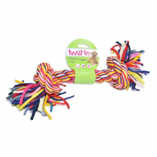 Twist-tee-2-Knot-Tugger Large
