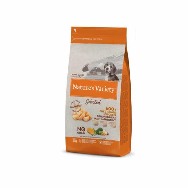 Nature's Variety Free Range Chicken For Puppies