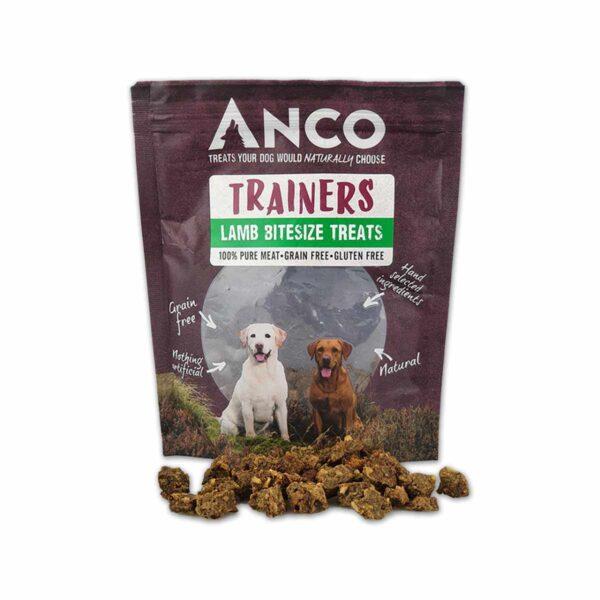 Anco Trainers Lamb Bitesize Treats 70g