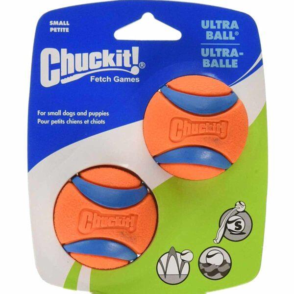 Chuckit Ultra Ball Small – 2 Pack