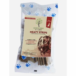 Meaty Strips Treats 150g