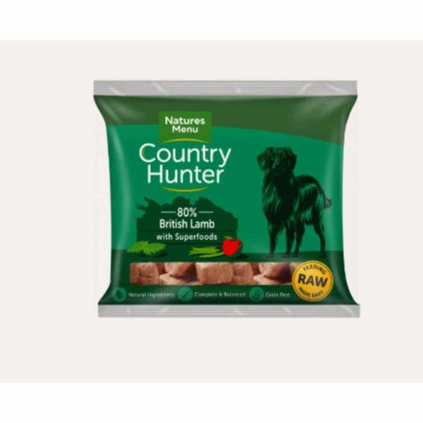 Natures Menu Country Hunter 80% British Lamb