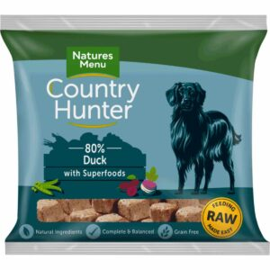 Natures Menu Country Hunter 80% Duck