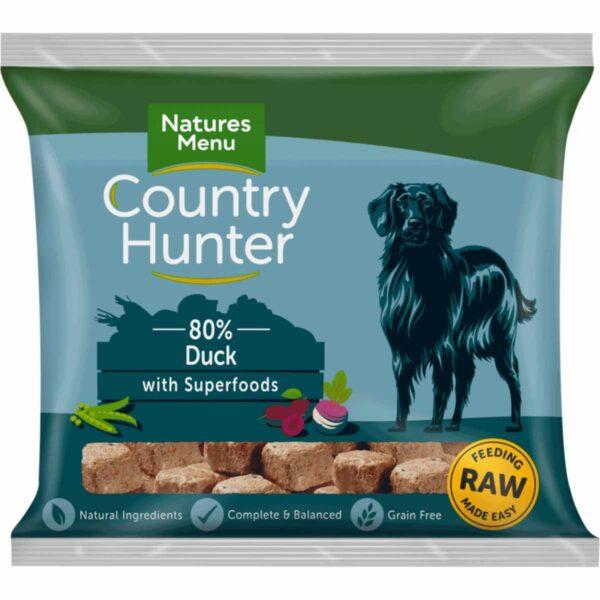 Natures Menu Country Hunter 80% Duck