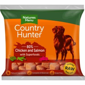 Natures Menu Country Hunter 80% Chicken & Salmon