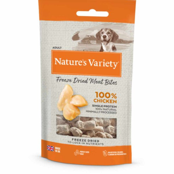 Natures Variety 100% Chicken Treats 20g