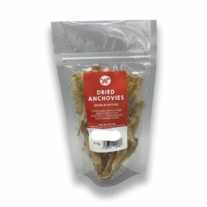 Dried Anchovies Dog Treat