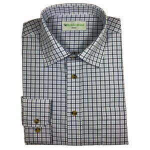 HAWKSWARD COUNTRY CLASSICS MENS LONG SLEEVE CHECK SHIRT CONWAY