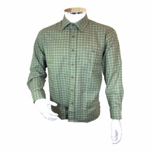 HAWKSWARD COUNTRY CLASSICS MENS LONG SLEEVE CHECK SHIRT KELSO
