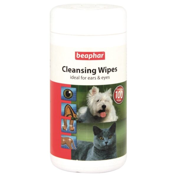 Beaphar Cleaning Wipes