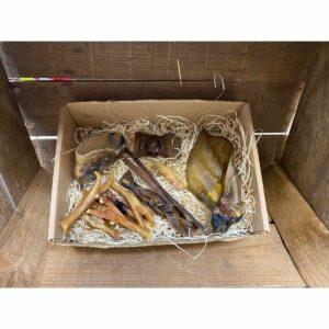 New Natural Treat Box