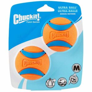 Chuckit Ultra Medium 2 pack