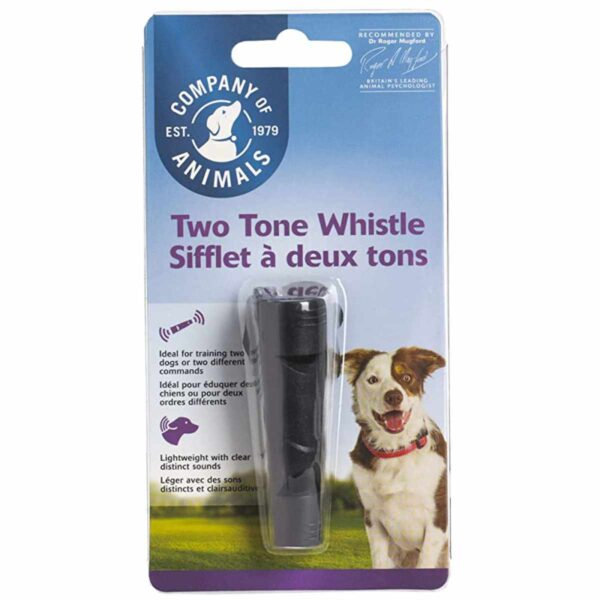Company of animals two tone whistle